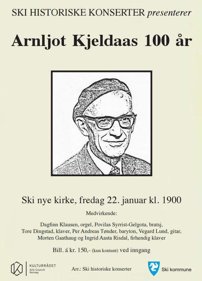 Arnlijot Kjeldaas